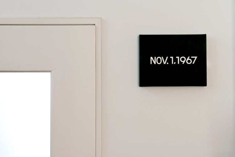 On Kawara at MMS2